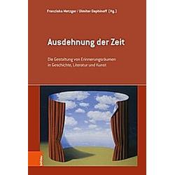Ausdehnung der Zeit - Buch