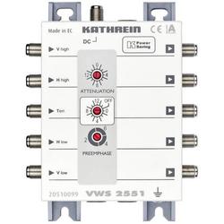 Kathrein VWS 2551 SAT-Verstärker 4-fach 16 dB