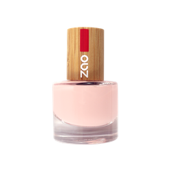 Zao - Bambus Nagellack - Nr. 642 / Beige French - 8 ml