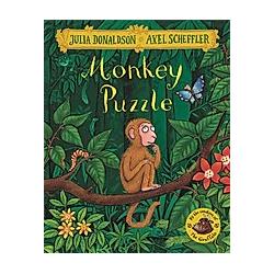 Monkey Puzzle. Julia Donaldson  Axel Scheffler  - Buch