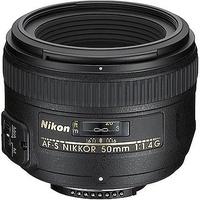 Nikon AF-S Nikkor 50 mm F1,4G