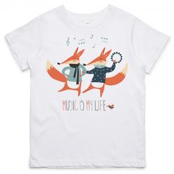 Kinder T-Shirt individuell bedruckt (25x25 cm)