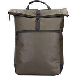Jost Rolltop Special Rucksack 44 cm Laptopfach olive