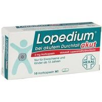 Hexal Lopedium akut bei akutem Durchfall