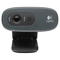 Logitech C270 - Webcam - schwarz HD-Kamera