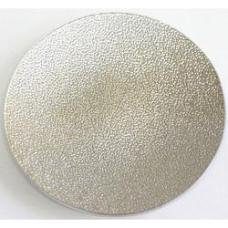 YQL7293 2 Glasteller   Ø 15 cm, gold, rund
