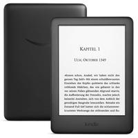 Amazon Kindle, jetzt mit integriertem Frontlicht – mit Spezialangeboten]