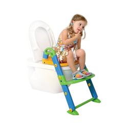 KidsKit Toilettentrainer Toilettentrainer 3 in 1, bunt bunt