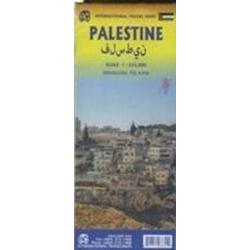 Israel & Palestine 1:224 000