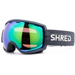 SHRED RARIFY Schneebrille 2021 grey/cbl plasma mirror + cbl sky mirror