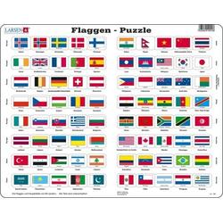 Flaggen (Kinderpuzzle)