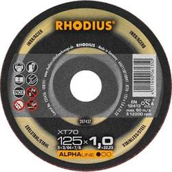 Rhodius Trennscheibe XT70 115 x 1,0mm ger.