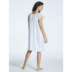 Eva B.Bitzer Nachthemd Nachthemd aus Baumwoll-Mousseline 38