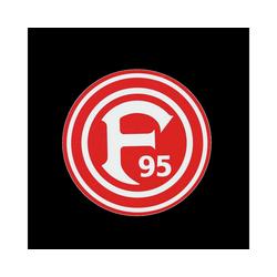 Fenstersticker Autoaufkleber, Fortuna Düsseldorf