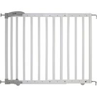 Safety 1st Tür- und Treppenschutzgitter Dual Install 69-104 cm Wood white