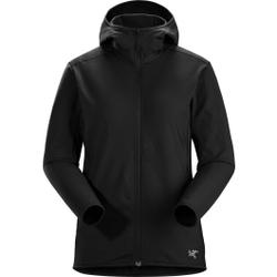Arc'teryx - Kyanite LT Hoody Women's Black - Fleece - Größe: S