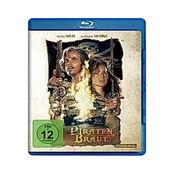 Die Piratenbraut - DVD  Filme