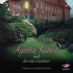 Agatha Raisin und der tote Gutsherr als Hörbuch Download von M. C. Beaton