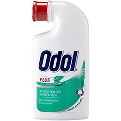 Odol-med 3 Mundwasser Plus, 40ml, 3er Pack (3 x 40 ml)