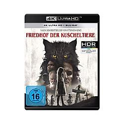 Friedhof der Kuscheltiere (2019) (4K Ultra HD)