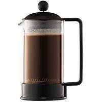 Bodum BRAZIL Kaffeebereiter, schwarz