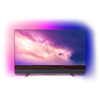 Philips (55 Zoll) 4K Ultra HD, Smart-TV WLAN Schwarz
