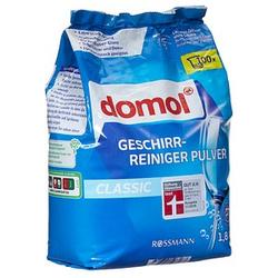 domol CLASSIC Geschirrspülpulver 1,8 kg