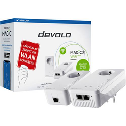 Devolo Powerline WLAN Starter Kit 2.4 GBit/s
