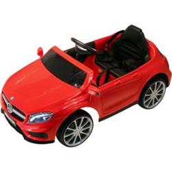 HOMCOM Kinder Elektroauto Mercedes Benz AMG GLA rot 100 x 58 x 46 cm (LxBxH)   Mercedes Kinderauto Kinderfahrzeug Kinderwagen