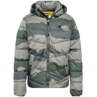 G-Star Whistler Down Puffer camouflage S