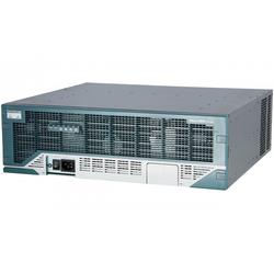 Cisco - C3845-H-VSEC/K9 - 3845 Eingebauter Ethernet-Anschluss Schwarz - Weiß Kabelrouter
