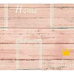 living walls Vliestapete Côte d`Azur, Holz, Holzplanken bunt