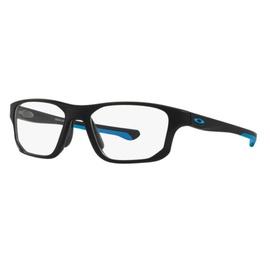 Oakley Herren Brille »CROSSLINK FIT OX8136«, schwarz, 813601 - schwarz