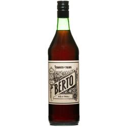Berto Vermouth Rosso 1L (17% Vol.)