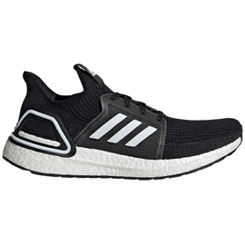 adidas Ultraboost 19 black-white/ white, 42