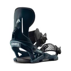 Jones Snowboard - Mercury Navy - Snowboard Bindungen - Größe: M (39-43,5)