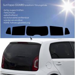 Tönungsfolien-Seat Altea 5P Bj. 2009- Facelift, große Heckscheibe