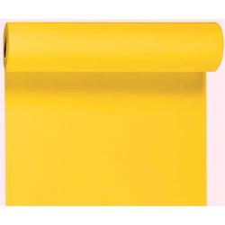 Duni DC Tête à Tête Tischläufer 0,4x24m gelb - 6x1 Stück