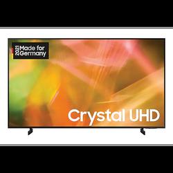 Samsung GU75AU8079UXZG Fernseher - Schwarz
