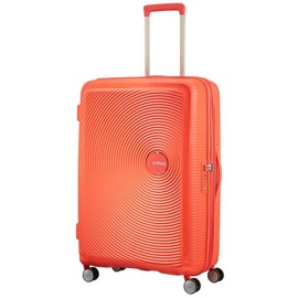 American Tourister Soundbox 4-Rollen 77 cm / 97-110 l spicy peach