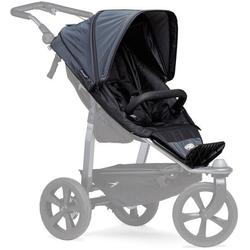 tfk Kinderwagenaufsatz Sportsitz mono, passend für tfk Kombi-Kinderwagen mono blau