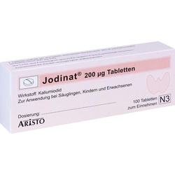 JODINAT 200 µg Tabletten 100 St