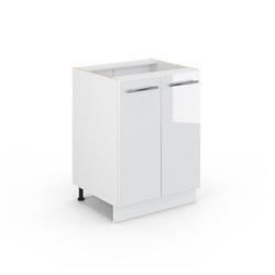 Vicco Unterschrank 60 cm Weiß Küchenzeile Fame