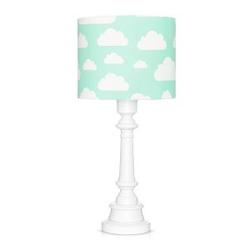 Tischlampe Wolken Mint
