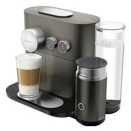 De'Longhi Nespresso Expert & Milk EN 355.GAE grau