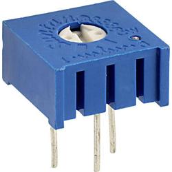 TRU COMPONENTS TSR-3386P-100R Cermet-Trimmer 0.5W 10Ω 300°