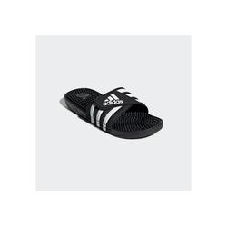adidas Performance Adissage Badesandale Massagenoppen schwarz 42