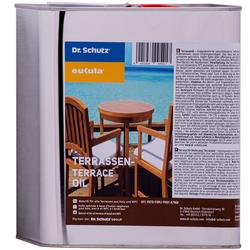 Dr. Schutz Terrassen Öl 2,5 Liter