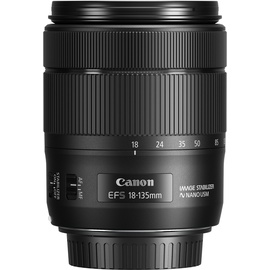 Canon EF-S 18-135mm F3,5-5,6 IS USM