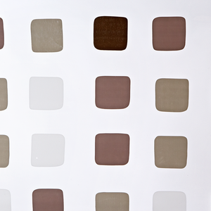 KleineWolke Duschrollo grau 128 x 240 cm